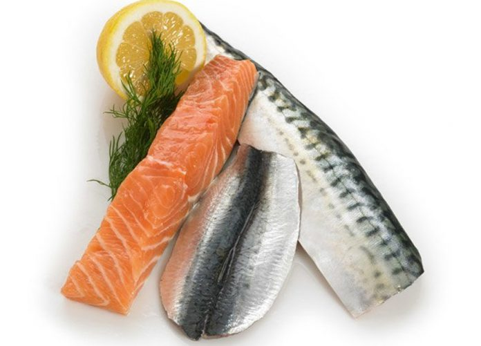 Fish-omega-3 for health heart
