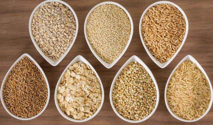 Whole-Grains for heart health